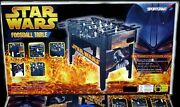 New Star Wars Foosball Table Game 2005 In Factory Sealed Box