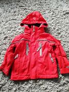 Tog 24 Coat Red 1-2 Years Old Waterproof Signs Of Wear But Perfect 2nd Coat