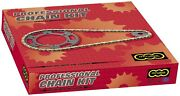 Regina Front 16 Rear 42t Sprockets With 530zrp Z-ring Chain Kit 6zrp/116kho033