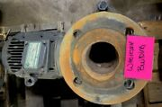 Motor Technology Inc. Motor With Pump, 1730/1735 Rpm, 440/460 Volts, 3 Phase