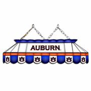 Auburn Tigers Mvp 40 Stained Glass Pool Table Lamp