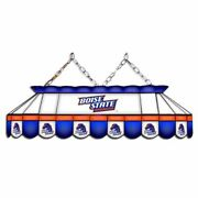 Boise State Broncos Mvp 40 Stained Glass Pool Table Lamp