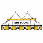 Mizzou Tigers Mvp 40 Stained Glass Pool Table Lamp