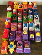 U Choose Fisher Price Little People Wheelies Vehicles Cars Trucks Jeeps Tractors