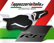 Seat Cover For Yzf R6 2017 - 2020 Mod Alba 1 By Tappezzeriaitalia.it