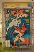 Hawk And Dove 2 Cgc 9.6 1988 Ss Signed Rob Liefeld