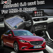 Android 9 3gb32gb Gps Navigation Box For Mazda 6 2014-2019 Multimedia
