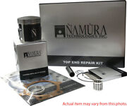 Namura Top End Repair Piston Kit With Rings Pins Clips Bearings Na-40000-6k