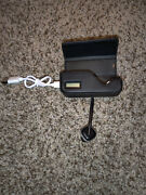 Plantronics Discovery 975 Bluetooth Headset Black W/ Charging Case