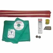 9and039 Proline Classic 303t Teflon Treated Pool Table Refelting Kit