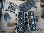 Jeep Grand Cherokee Srt8 6.1 Hemi Engine Cylinder Heads Fully Populated + Bolts