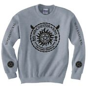 Supernatural Winchester And Sons Sweatshirt