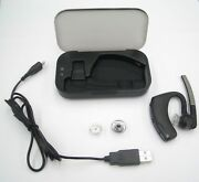 Plantronics Voyager Legend Bluetooth Mobile Headset + Spare Charging Case Tested