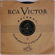 Lena Horne I Ain't Got Nothing But The Blues Victor 20-1626 Jazz 78 E+