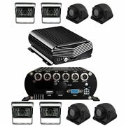 1080p Mdvr Blackbox 4-8 Cam Dvr System With Gps And Hdd Drive Options