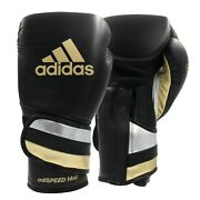 Adidas Adi-speed 501 Pro Boxing And Kickboxing Gloves For Women And Men