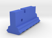 Airsoft3d Lower Picatinny Rail For Aug 6-slots Pe+ For Aug Airsoft Rifle Gun