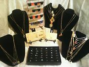 Large Jewelry Lotrings Earrings Gemstone Sets And Lots More
