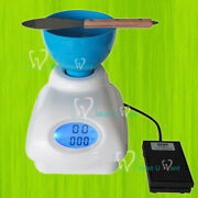 Dental Mixer For Mixing Alginate Die Stone Impression Material 0300rpm Pedal Ce