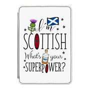 I'm Scottish What's Your Superpower Case Cover For Kindle 6 E-reader - Scotland