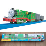 Thomas And Friends Henry Tomy Plarail Trackmaster Former Edition Discontinued 2012