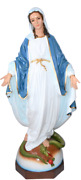 Our Lady Of Grace Blessed Virgin Mother Mary 60 Inch Indoor And Outdoor Statue