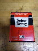 Vintage Delco Remy One Switch-x 1467 Gm Nos Brand New Unused