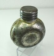 Vtg Rifle Oil Can And Screw Cap Mosin Nagant Military Surplus Oil Bottle Lube Can