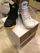 Under Armour Ua Steph Curry 1 One Championship Pack 2 Pair Shoes Mens 12.5 Nib