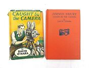 Caught By The Camera David Oand039 Hara A Jimmy Drury Story 1st Ed./ Print Hb Dc 1939