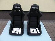 Recaro Pole Position Abe Seats Artificial Leather/dinamicabrand New070.77.0885