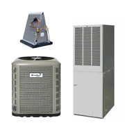 Revolv - 2.5 Ton Cooling - 70k Btu/hr Heating - Heat Pump + Electric Furnace ...