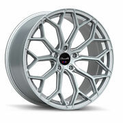 20 Gianelle Monte Carlo Silver Wheels Rims Fits Benz Cls400 Cls550 Cls63