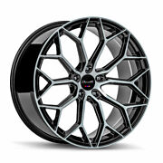 20 Gianelle Monte Carlo Machined Concave Wheels Rims Fits Bmw E60 5 Series