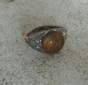 Vintage Sterling Silver Us Air Force Ring Size 8