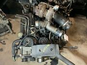 2000 F250 7.3l Turbo Diesel Engine Motor Assembly Vin F Fed Emissions Run Tested