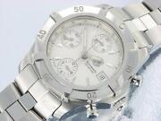 Tag Heuer Exclusive Automatic Chronograph Mens Watch Stainless Steel