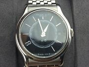 Bedat And Co. No.8 Stainless Steel Case Watch With Links Ship Worldwide Good Con