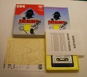 Very Rare, Sherlock By Melbourne House For Commodore 64