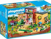 Playmobil City Life 9275 Hotel Of Pets With Area Of Games - New And Sealed