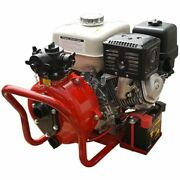 Cet 70 Gpm 1 And 1-1/2 Goliath High-pressure Electric Start Fire Fighting P...