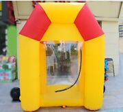 Inflatable Cash Machine For Advertising/promotion Inflatable Money Machine T
