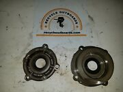 Mercury 50-70 Hp End Caps Upper And Lower 6357a1 6691a1 1977-1990