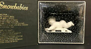 Department 56 Snowbabies Collection 7956-1 Hold On Tight