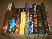 Maximum Ride Daniel X Witch And Wizard 10 Book Lot James Patterson Confessions Ya