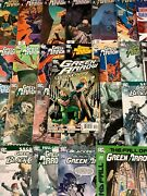 Green Arrow And Black Canary 1-32 75 Dc Comic Book Lot Series Wedding Special