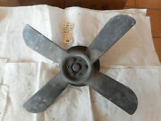 Mercedes Benz W186a W186 Adenauer Cooling Radiator Fan Mount And Pulley Bracket