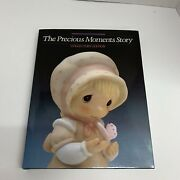 The Precious Moments Story Collectors Edition Hard Cover Book 1986