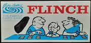 Flinch The Famous Card Game By Parker Brothers - Vintage From 1963