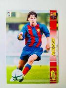 Lionel Messi Cards And Stickers Collection Argentina Barcelona